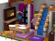 LEGO Governor Marley's Mansion. (Foto: LEGO Ideas)