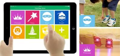 Diverse Apps, unter anderem für Kinder, sind geplant. (Foto: Fizzly)