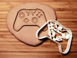 Xbox One Controller Ausstechform. (Foto: Etsy)
