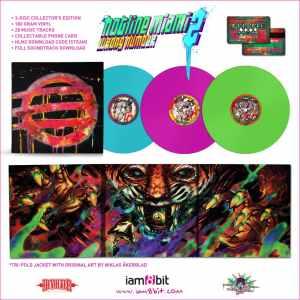Hotline Miamia 2 Vinyl Collector's Edition. (Foto: Devolver Digital)