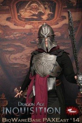 Dragon Age: Inquisition Helm. (Foto: Etsy)