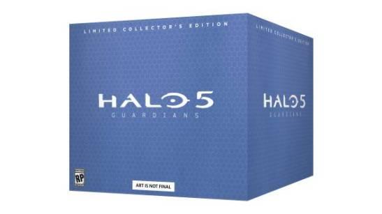 Halo 5 Collector's Edition. (Foto: Microsoft)