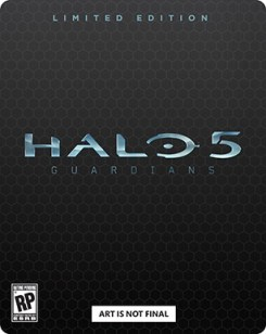Halo 5 Limited Edition. (Foto: Microsoft)