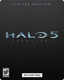 Halo 5 Limited Edition. (Foto: Microsoft)