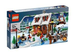 LEGO Weihnachtsbäckerei. (Foto: LEGO)