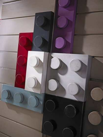 LEGO Möbel. (Foto: Lola Glamour)