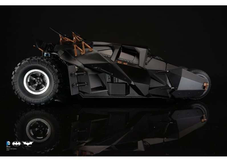 Batman Tumbler. (Foto: Soap Studio)