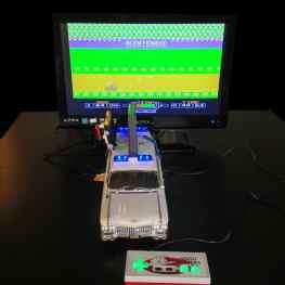 Ghostbusters ECTO-1 NES. (Foto: Ebay)