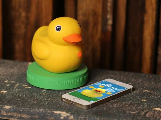Edwin the Duck. (Foto: PiLab)