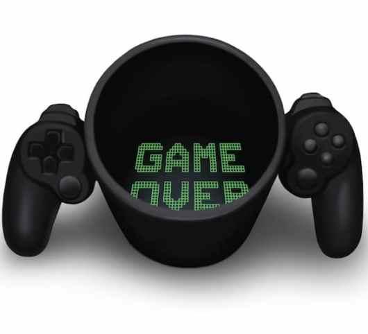 Game Over. :( (Foto: Craziest Gadgets)