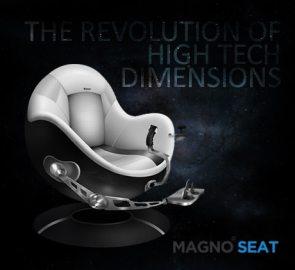 Magno Seat (Foto: Magno Seat)