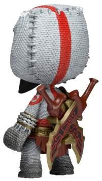 Kratos Sackboy (Foto: Neca)