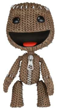 Happy Sackboy (Foto: Neca)
