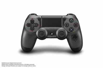 PS4 Metal Gear Solid 5-Edition. (Foto: Konami / Sony)