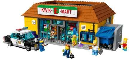 Shopping mit Bauklötzen. (Foto: LEGO)
