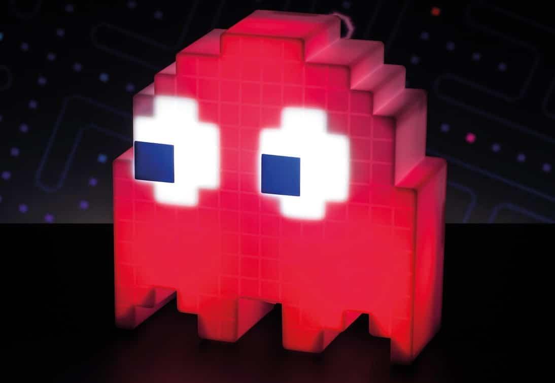 Sieht der Pac-Man Geist als Lampe nicht süß aus? (Foto: GetDigital)