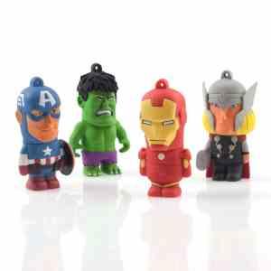 Tribe Marvel USB-Stick (RED5)