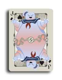 Ghostbusters Playing Cards. (Foto: Albino Dragon)