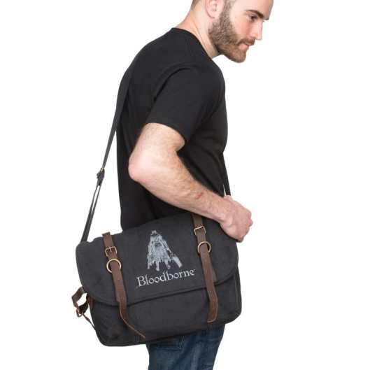 Bloodborne Messenger Bag. (Foto: Sony)