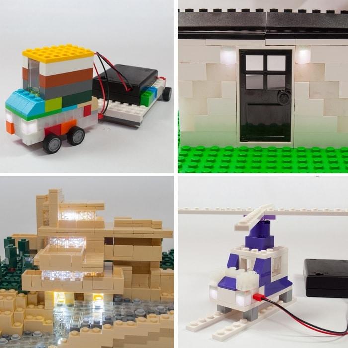 Beispiele für den Einsatz.  (Foto: Lunchbox Electronics)