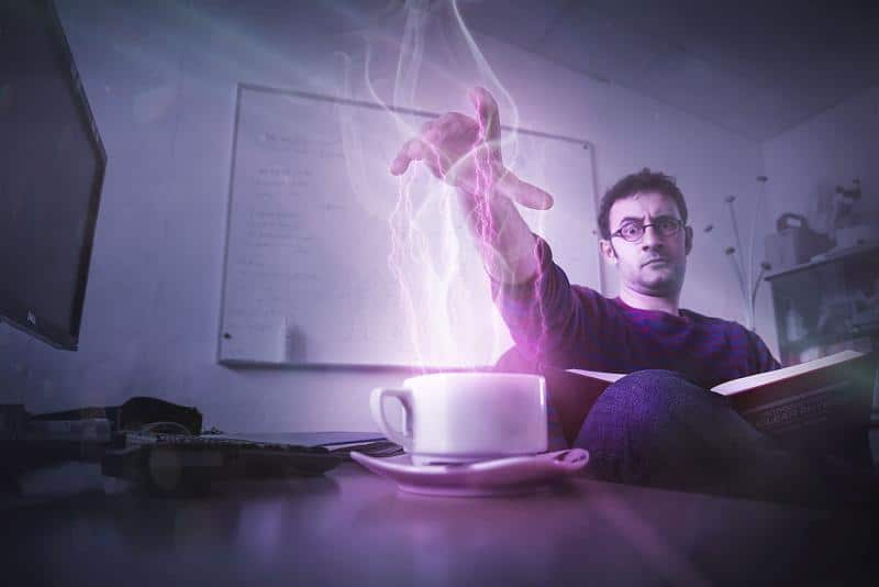 Grandios! Forscher erhitzen Kaffee mit der Macht (Foto: CERN.ch)