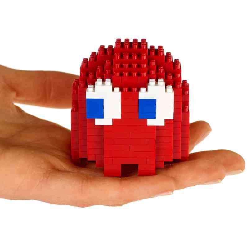Pac-Man Pixel-Bausteine. (Foto: GetDigital)