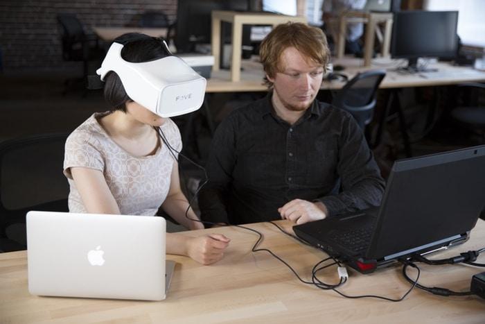 Die Gründer des Startups sehen ja schon einmal nett aus. (Foto: Fove)
