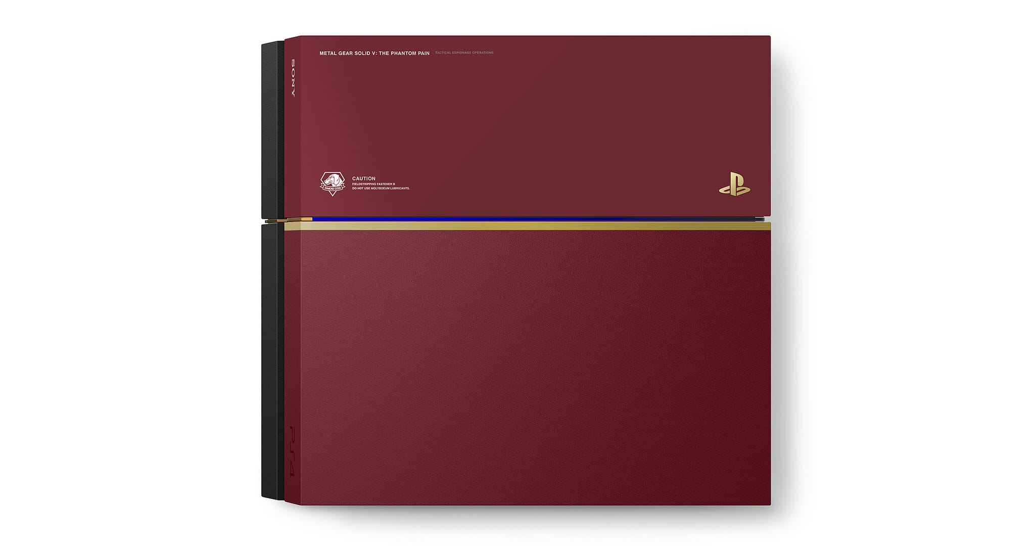 MGS5 Limited Edition PS4-Bundle. (Foto: Sony)
