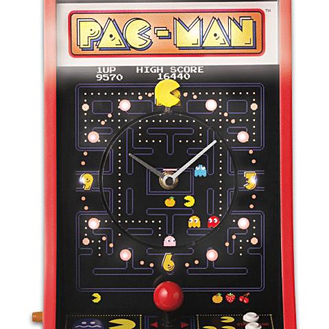 Pac-Man Wanduhr. (Foto: Bradford Exchange)