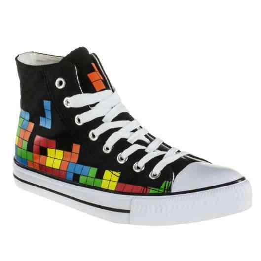 Tetris Sneakers. (Foto: GetDigital)