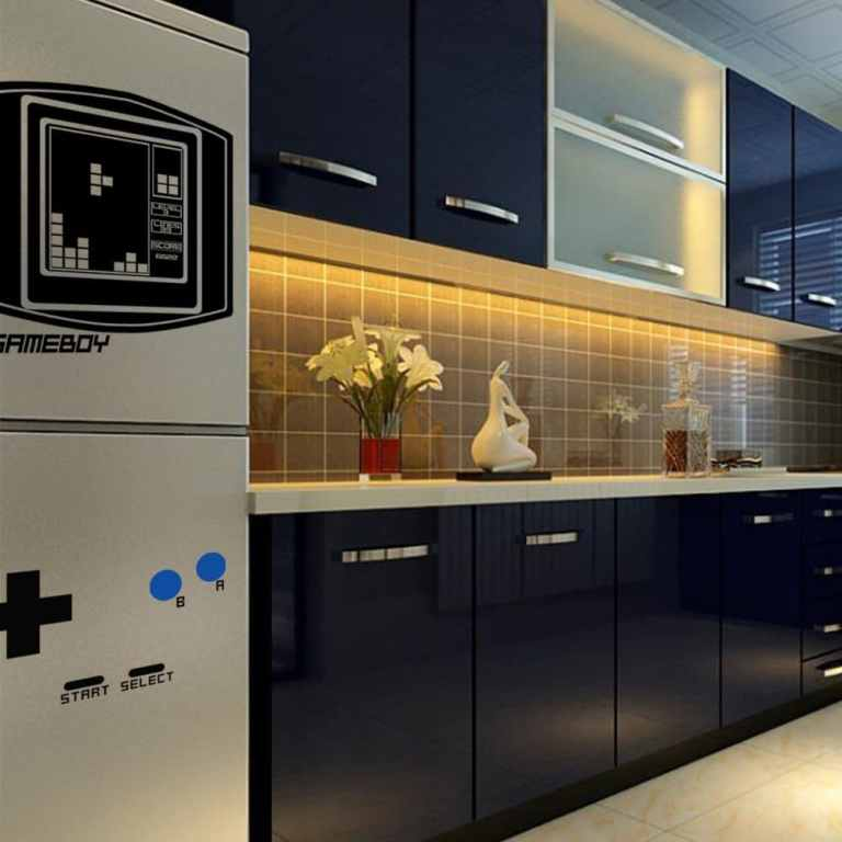 Kühlschrank mit Stil. (Foto: Amazon)