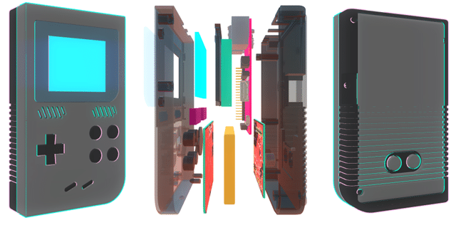 Design aus dem 3D-Drucker. (Foto: Kickstarter)