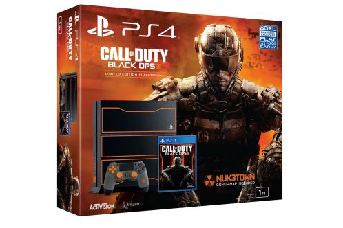 PS4 Call of Duty: Black Ops 3 Bundle. (Foto: Sony)