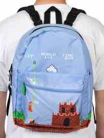 Super Mario Rucksack. (Foto: 80stees)