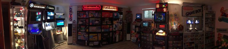 Ein Traum von einem Spielezimmer. (Foto: Ertan Metin)