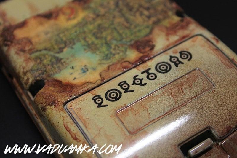 Das ist der Name des Gameboy Color-Besitzers. (Foto: Vadu Amka)
