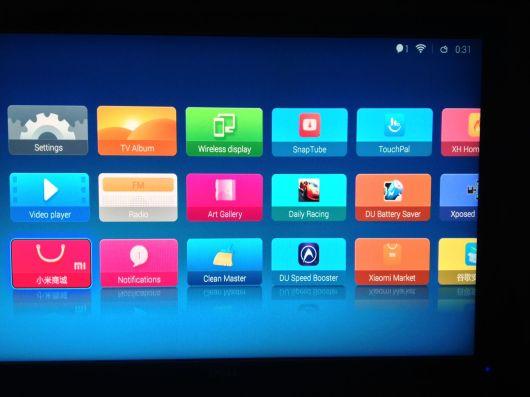 Installierte Apps. (Foto: GamingGadgets.de)