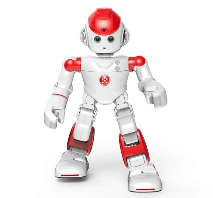 Vermutlich ist das Bild größer als der Roboter in Wirklichkeit. (Foto: UBTech)