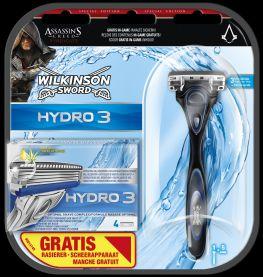 Hydro 3. (Foto: Wilkinson)