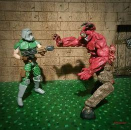 Doom Actionfiguren. (Foto: ENulmer)