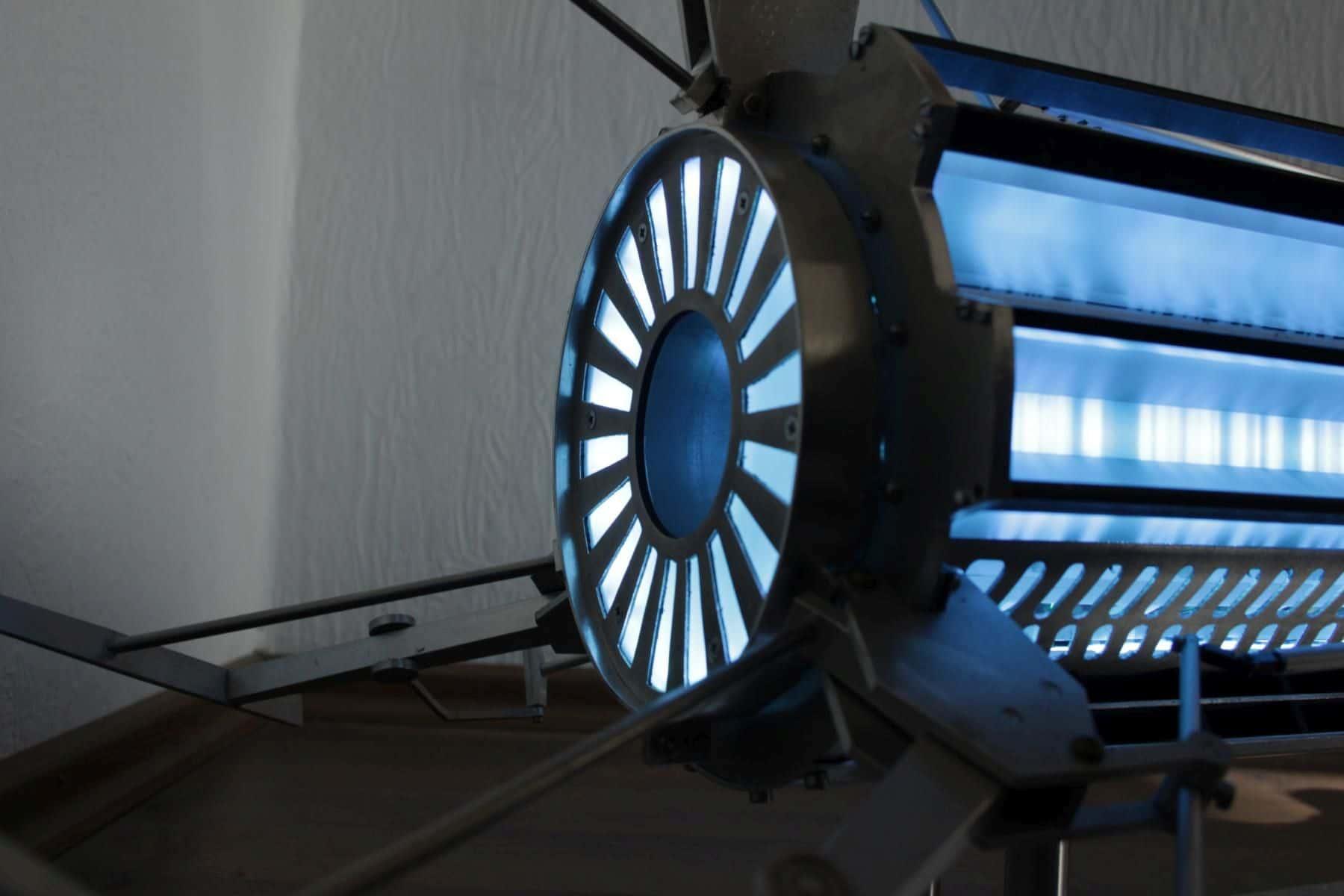 Gravity Gun. (Foto: Julian Ritter)