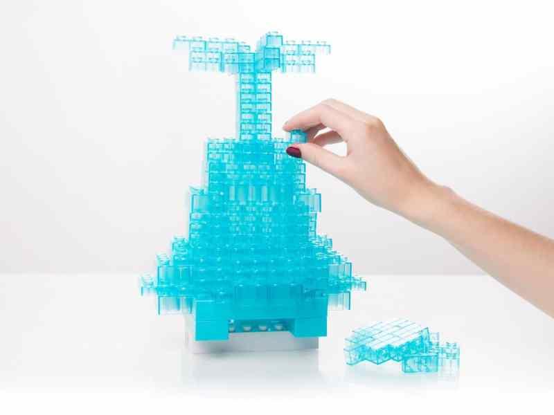 Baut euch einen Turm. Oder was anderes. (Foto: Coolstuff)