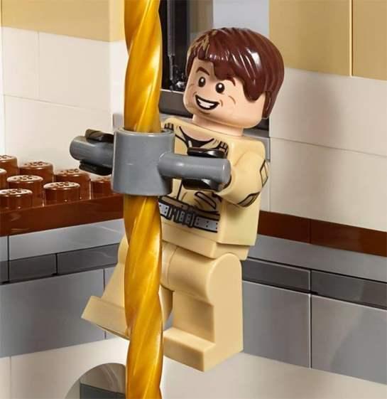 Zum Rutschen. (Foto: LEGO)