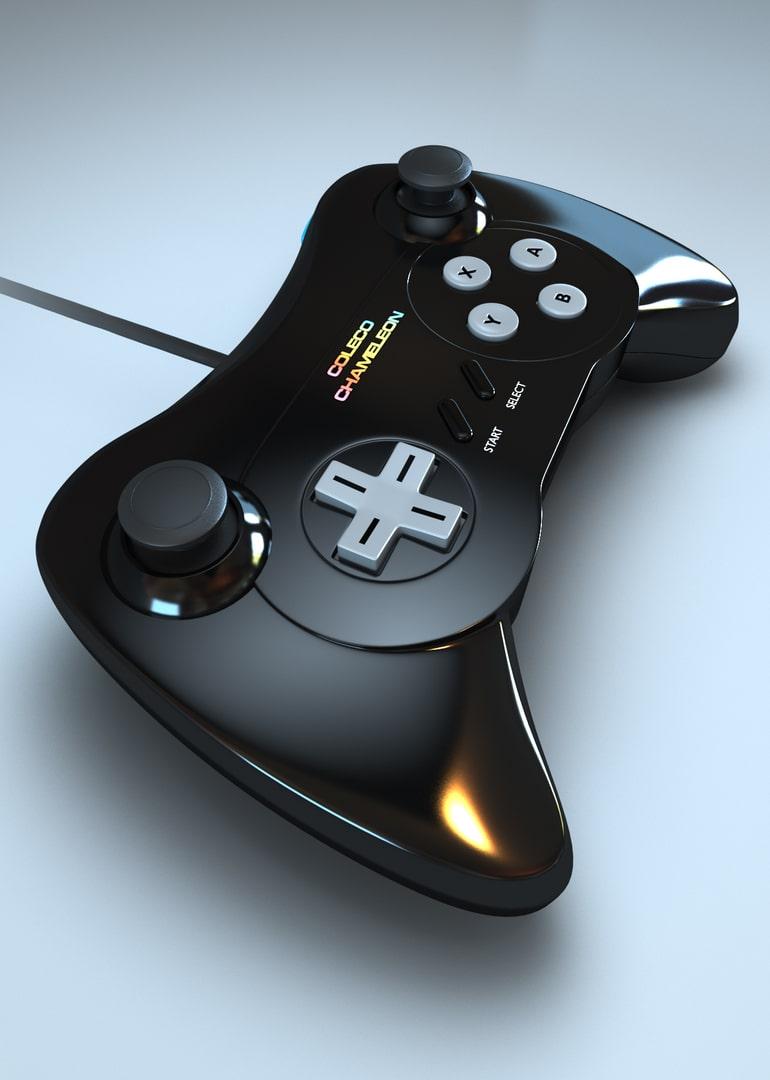 Der Controller. (Foto: Retro VGS)