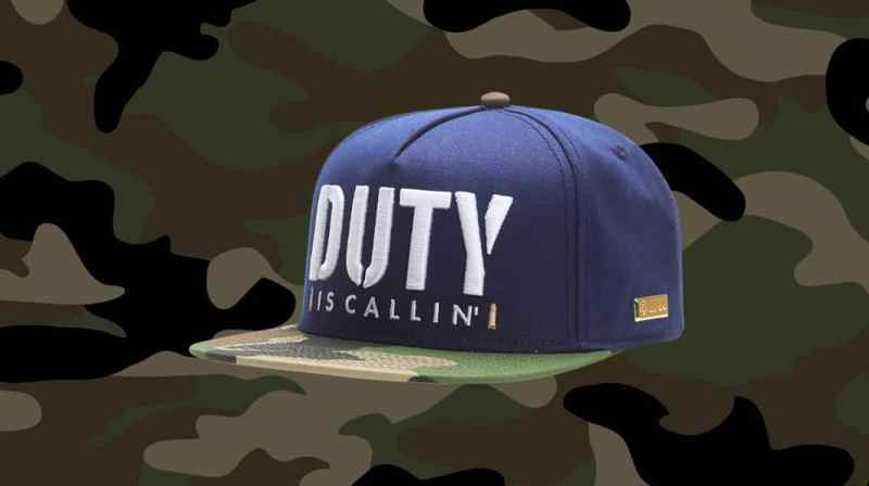 Duty is Callin' - gewinnt dieses Basecap! (Foto: Hands of Gold)