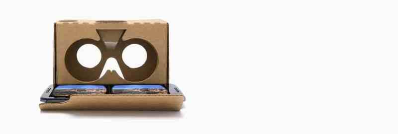 Ja, Cardboard ist aus Pappe. (Foto: Google)