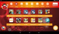 Die Oberfläche für Kids. (Foto: Screenshot)