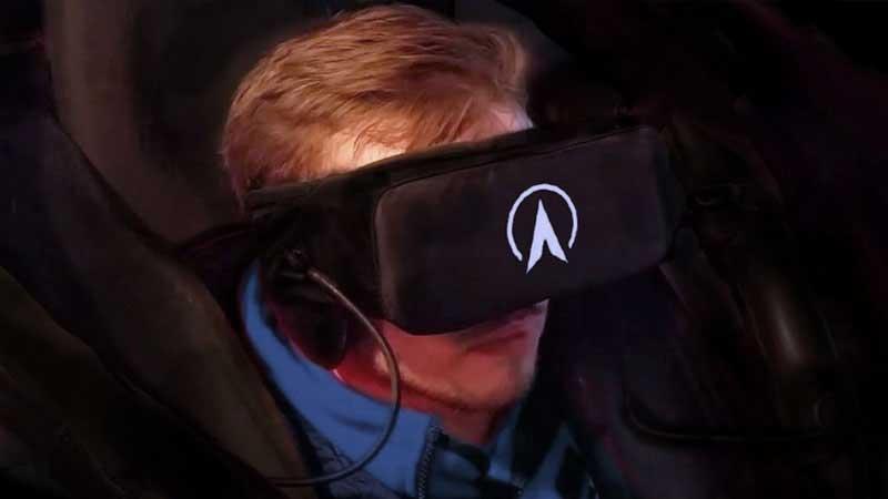 Technisch kommt Samsungs Gear VR zum Einsatz. (Foto: The Alton Towers)