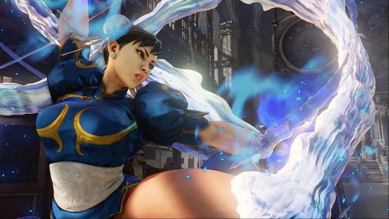 Chun-Li darf nicht fehlen. (Foto: Capcom)