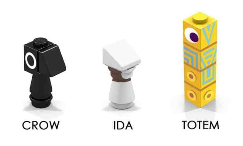 Die Helden. (Foto: LEGO Ideas)